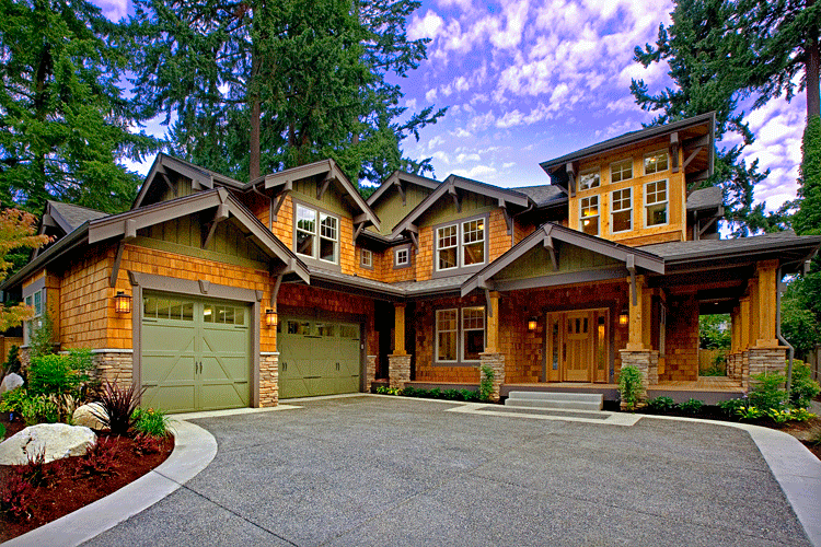 Craft homes for Building a house in washington state